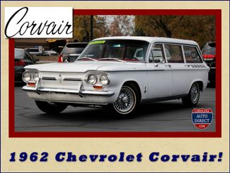 1962 Chevrolet Corvair Monza Station Wagon (LAKEWOOD) Mooresville , NC