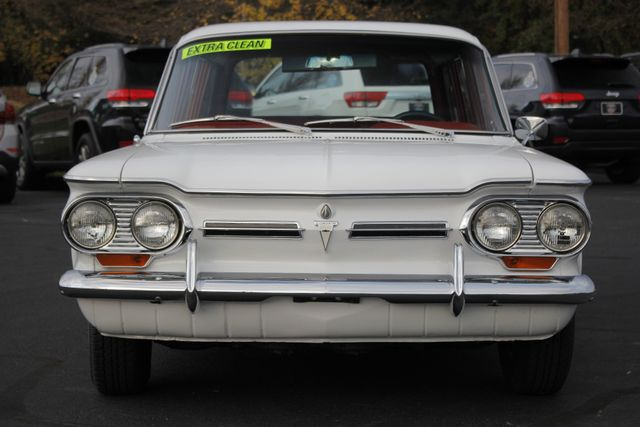 1962 Chevrolet Corvair Monza Station Wagon (LAKEWOOD) Mooresville , NC 15