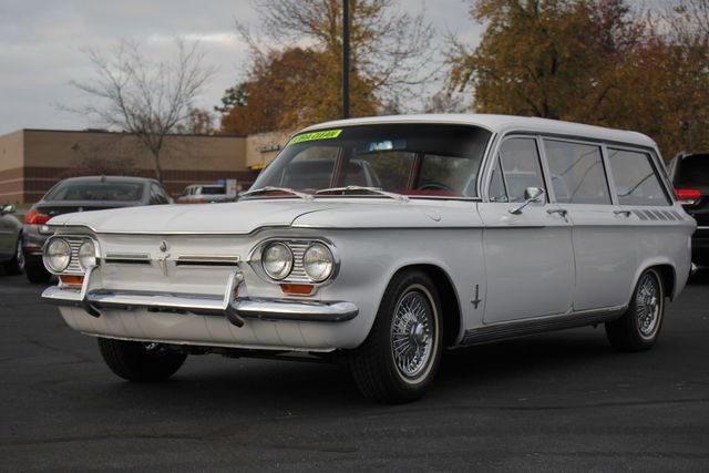 1962 Chevrolet Corvair Monza Station Wagon (LAKEWOOD) Mooresville , NC 21