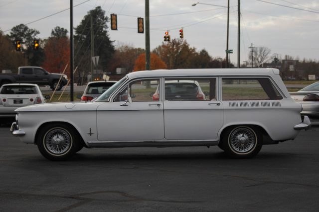 1962 Chevrolet Corvair Monza Station Wagon (LAKEWOOD) Mooresville , NC 14