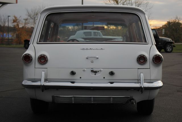 1962 Chevrolet Corvair Monza Station Wagon (LAKEWOOD) Mooresville , NC 16