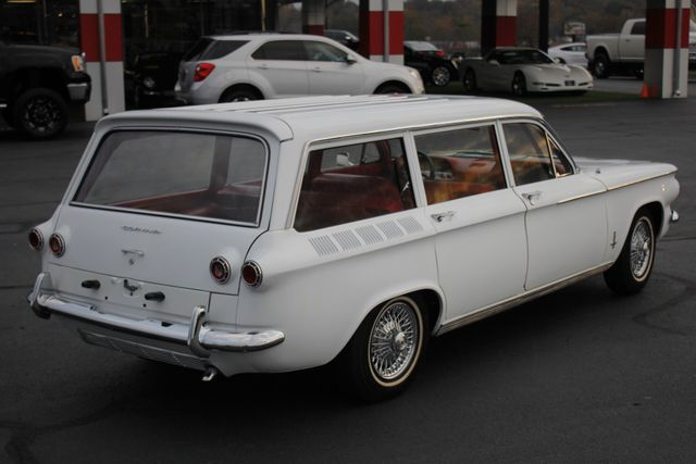 1962 Chevrolet Corvair Monza Station Wagon (LAKEWOOD) Mooresville , NC 24