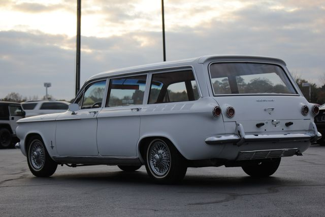1962 Chevrolet Corvair Monza Station Wagon (LAKEWOOD) Mooresville , NC 25