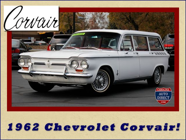 1962 Chevrolet Corvair Monza Station Wagon (LAKEWOOD) Mooresville , NC 0