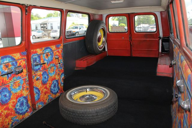 1962 Chevrolet Corvair HIPPY GREENBRIER VAN! ONE OF A KIND! Mooresville , NC 41