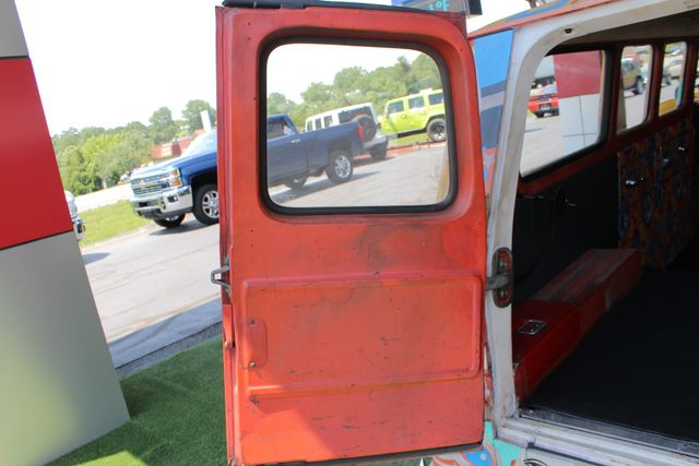 1962 Chevrolet Corvair HIPPY GREENBRIER VAN! ONE OF A KIND! Mooresville , NC 52