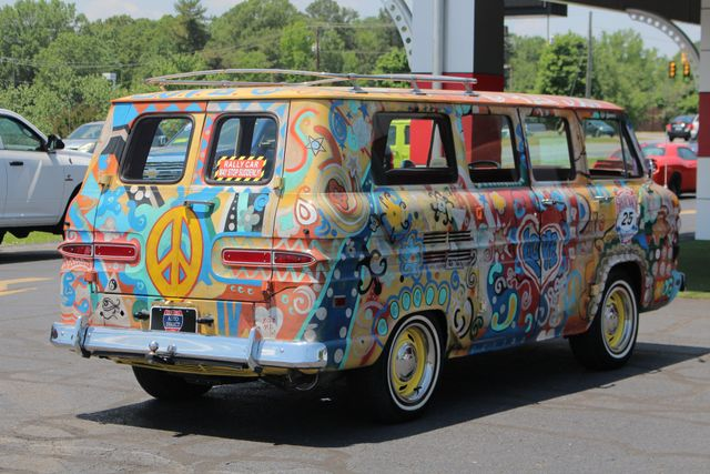 1962 Chevrolet Corvair HIPPY GREENBRIER VAN! ONE OF A KIND! Mooresville , NC 19
