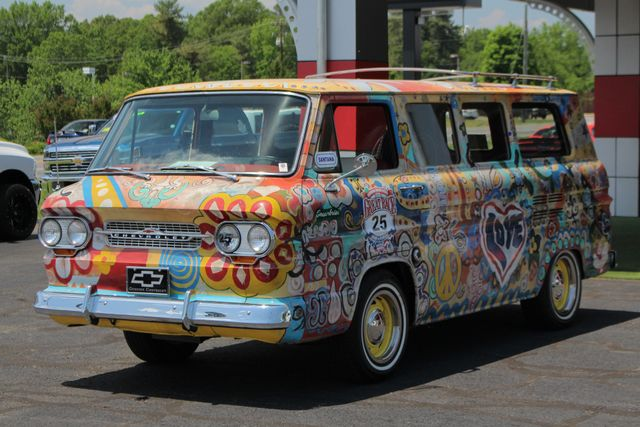 1962 Chevrolet Corvair HIPPY GREENBRIER VAN! ONE OF A KIND! Mooresville , NC 18
