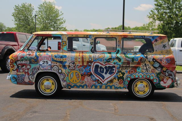 1962 Chevrolet Corvair HIPPY GREENBRIER VAN! ONE OF A KIND! Mooresville , NC 11