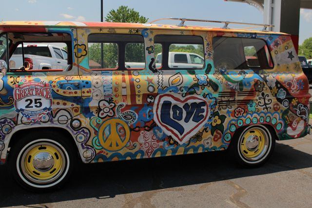 1962 Chevrolet Corvair HIPPY GREENBRIER VAN! ONE OF A KIND! Mooresville , NC 23
