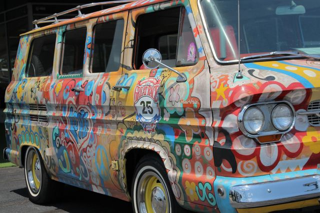 1962 Chevrolet Corvair HIPPY GREENBRIER VAN! ONE OF A KIND! Mooresville , NC 21