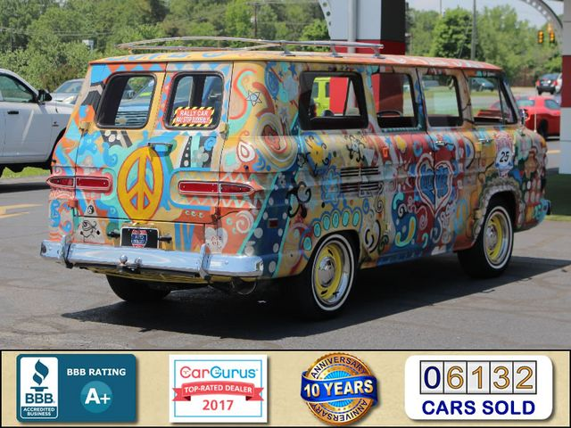 1962 Chevrolet Corvair HIPPY GREENBRIER VAN! ONE OF A KIND! Mooresville , NC 2