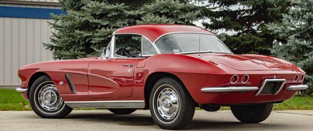 1962 Chevrolet CORVETTE ROADSTER Valley Park, Missouri 11