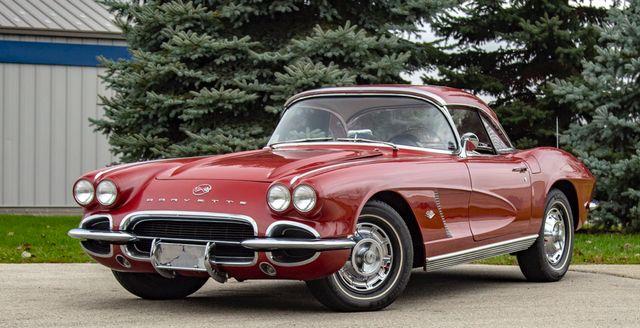 1962 Chevrolet CORVETTE ROADSTER Valley Park, Missouri 9
