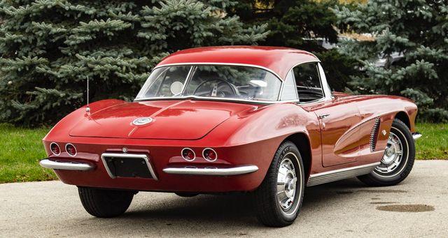 1962 Chevrolet CORVETTE ROADSTER Valley Park, Missouri 14