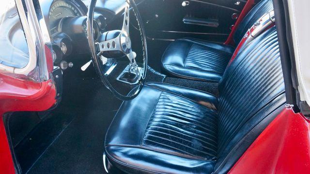 1962 Chevrolet CORVETTE ROADSTER Valley Park, Missouri 23