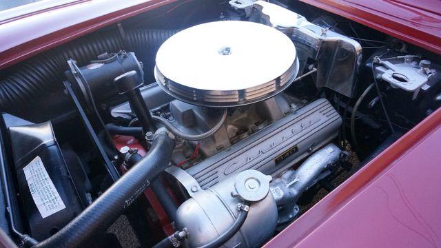 1962 Chevrolet CORVETTE ROADSTER Valley Park, Missouri 21