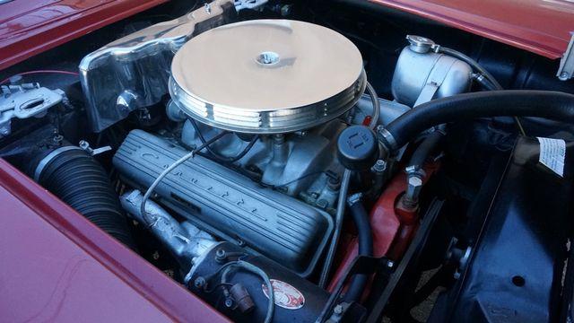 1962 Chevrolet CORVETTE ROADSTER Valley Park, Missouri 19