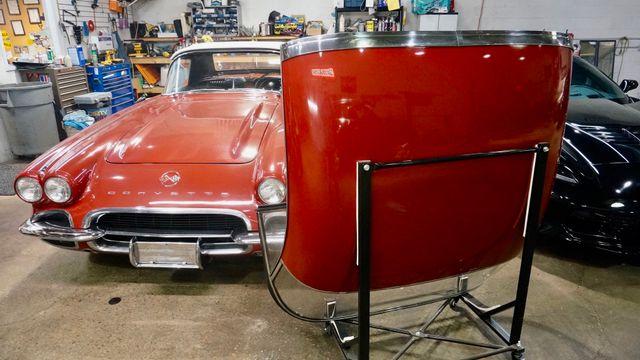 1962 Chevrolet CORVETTE ROADSTER Valley Park, Missouri 36