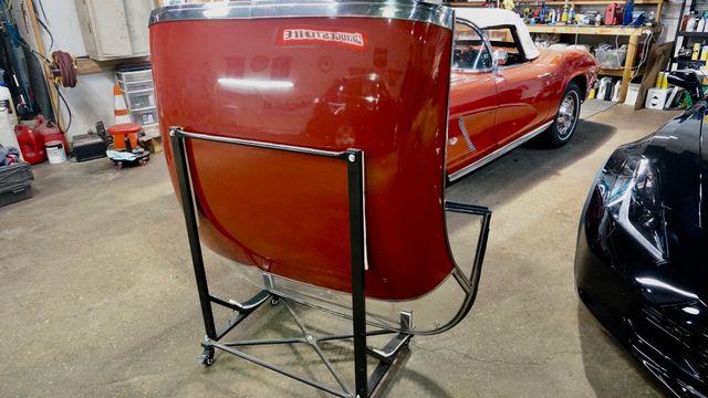1962 Chevrolet CORVETTE ROADSTER Valley Park, Missouri 37