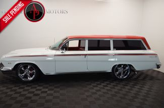 1962 Chevrolet Impala 9 passenger Wagon 454 V8 WITH 1000 MILES A/C FRONT DISC BRAKES in Statesville, NC 28677