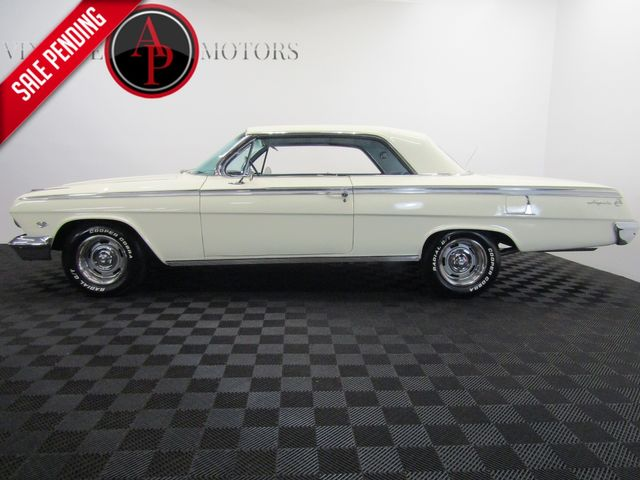1962 Chevrolet IMPALA V8 4 SPEED POWER STEERING