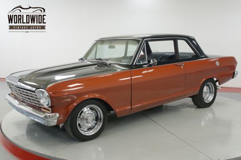 1962 Chevrolet NOVA  RESTORED POST CAR DISC PS PB V8 3K MILES MUST SEE  | Denver, CO | Worldwide Vintage Autos in Denver, CO
