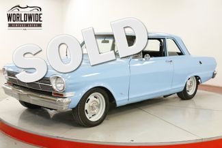 1962 Chevrolet NOVA 350 V8 AUTO FORD 9 INCH POSI REAR CALI CAR    Denver, CO   Worldwide Vintage Autos in Denver CO