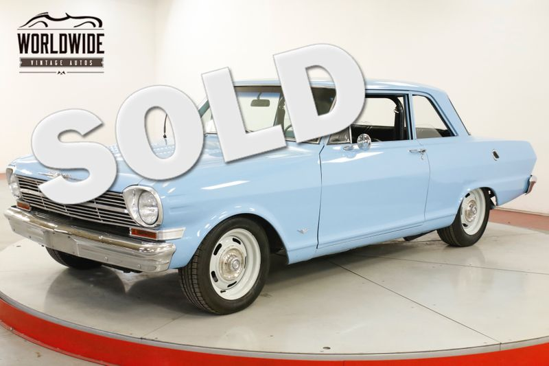 1962 Chevrolet NOVA 350 V8 AUTO FORD 9 INCH POSI REAR CALI CAR  | Denver, CO | Worldwide Vintage Autos