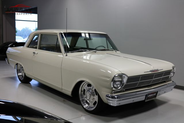 1962 Chevrolet Nova Merrillville, Indiana 6