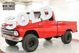 1962 Chevrolet TRUCK K10 C10 RESTORED 4x4 V8 SHORT BED 10 MILES | Denver, CO | Worldwide Vintage Autos in Denver CO