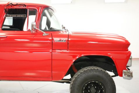 1962 Chevrolet TRUCK K10 C10 RESTORED 4x4 V8 SHORT BED 10 MILES | Denver, CO | Worldwide Vintage Autos in Denver, CO