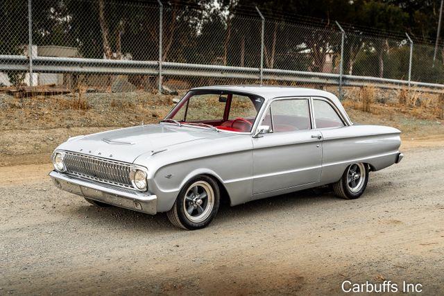 1962 Ford Falcon  | Concord, CA | Carbuffs in Concord