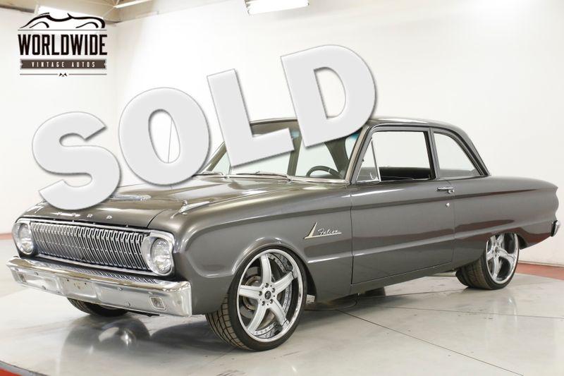 1962 Ford FALCON RESTOMOD VINTAGE AC BUILT 289 WILWOOD DISC  | Denver, CO | Worldwide Vintage Autos