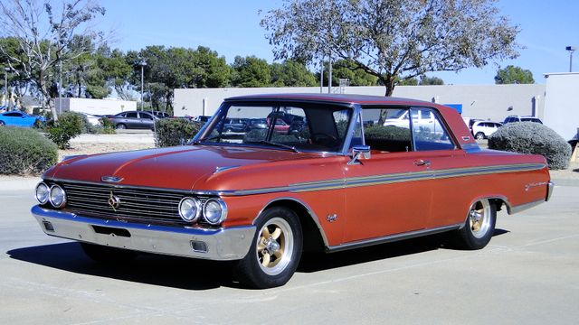 1962 Ford GALAXIE 500 COUPE 390 TRI-POWER Phoenix, Arizona 9