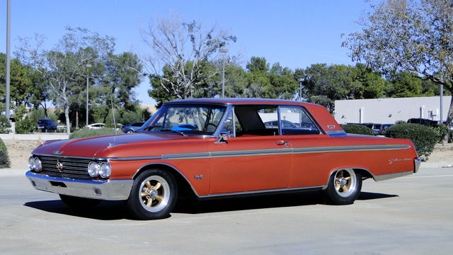 1962 Ford GALAXIE 500 COUPE 390 TRI-POWER Phoenix, Arizona 4