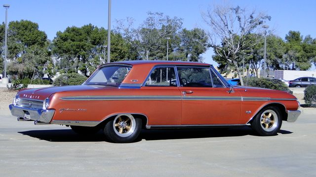1962 Ford GALAXIE 500 COUPE 390 TRI-POWER Phoenix, Arizona 24