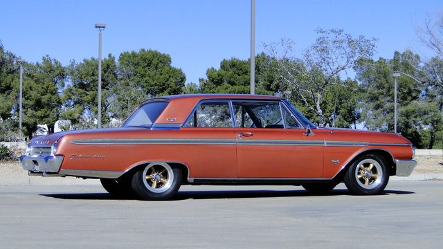 1962 Ford GALAXIE 500 COUPE 390 TRI-POWER Phoenix, Arizona 6