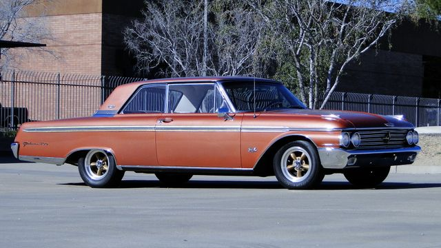 1962 Ford GALAXIE 500 COUPE 390 TRI-POWER Phoenix, Arizona 18