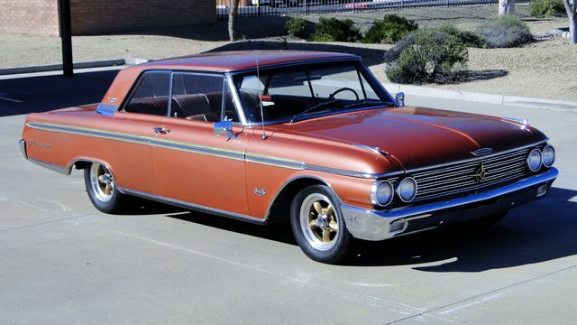 1962 Ford GALAXIE 500 COUPE 390 TRI-POWER Phoenix, Arizona 15