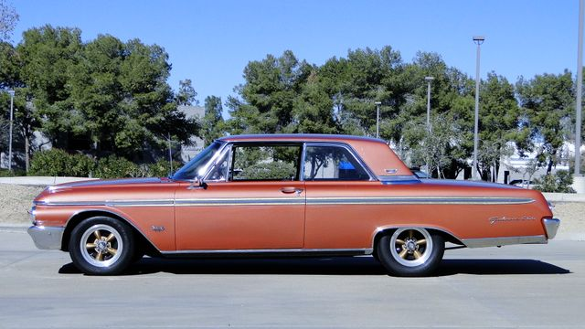 1962 Ford GALAXIE 500 COUPE 390 TRI-POWER Phoenix, Arizona 12