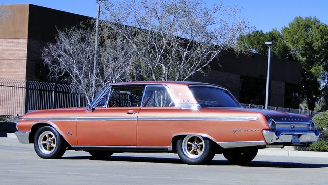 1962 Ford GALAXIE 500 COUPE 390 TRI-POWER Phoenix, Arizona 17