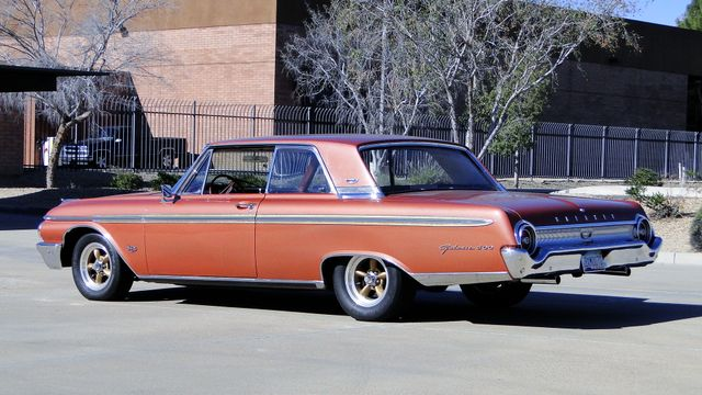 1962 Ford GALAXIE 500 COUPE 390 TRI-POWER Phoenix, Arizona 19