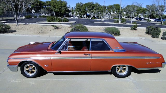 1962 Ford GALAXIE 500 COUPE 390 TRI-POWER Phoenix, Arizona 16