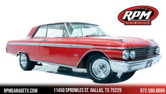 1962 Ford Galaxie 500 XL with Upgrades in Dallas, TX 75229