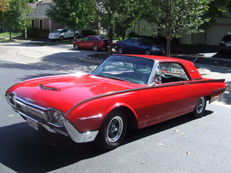 1962 Ford Thunderbird  | Mokena, Illinois | Classic Cars America LLC in Mokena Illinois