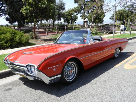 1962 Ford Thunderbird Sports Roadster Convertible in , California