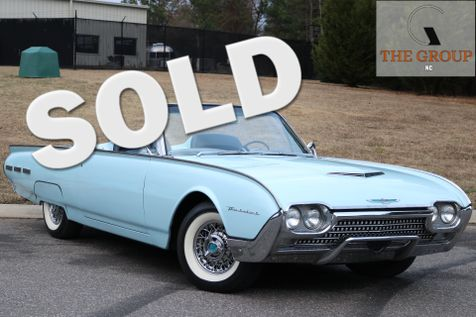 1962 Ford TUNDERBIRD Convertible in Mansfield