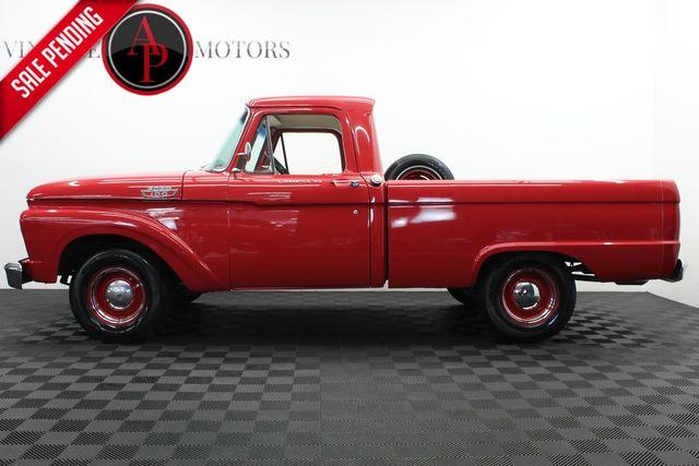 1964 Ford F100 V8 MANUAL RESTORED