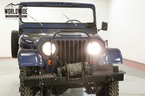 1962 Jeep CJ 5 RESTORED. REBUILT ENGINE. WINCH MUST SEE | Denver, CO | Worldwide Vintage Autos in Denver, CO